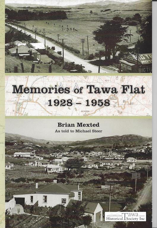 Memories of Tawa Flat poster